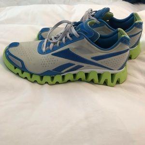 Reebok Zigwild Mens Tennis Shoes 9.5